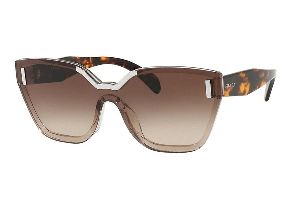 4d2dbcea3 Óculos De Sol Prada Pr16ts (marrom, Marrom) - R$ 1.440,00 em Mercado ...