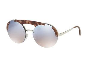 b3431360d Oculos De Sol Prada Redondo Cinema - Óculos no Mercado Livre Brasil