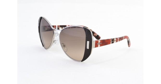 62c6cb303 Óculos De Sol Prada Pr60ss Dh03d0 Metal Feminino - R$ 1.143,20 em ...