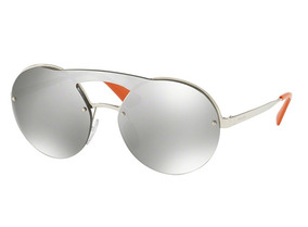1302b6679 Óculos De Sol Redondo Prada - Óculos no Mercado Livre Brasil