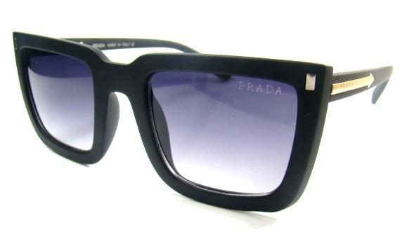 ... 8694871f12f Oculos De Sol Prada Quadrado Luxo. - R 72,60 em Mercado  Livre cde3f01bb3