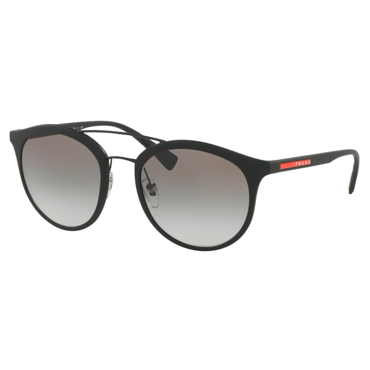 8f8efcdee1cd8 Óculos De Sol Prada Sport Sps04r Dg0-0a7 - R  938