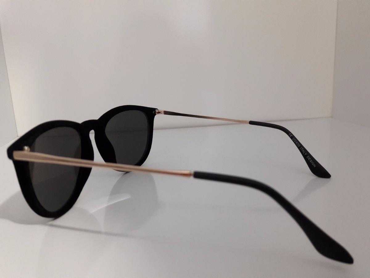 594f1aeb7 óculos de sol preto camurça prata espelhado lindo barato!!! Carregando zoom.
