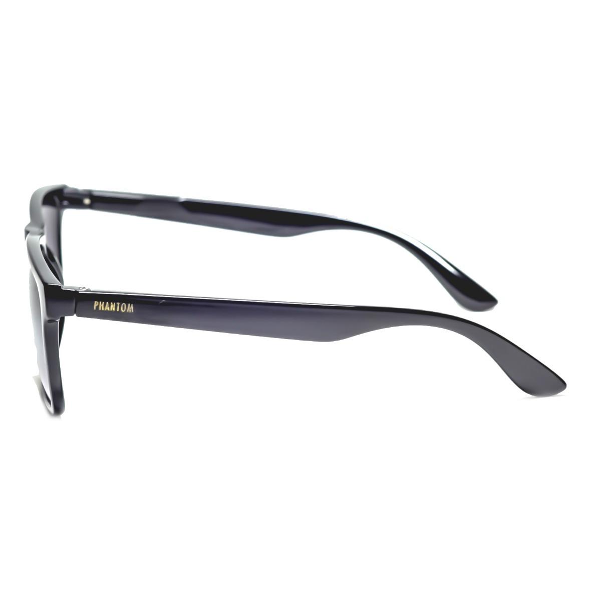 c9ec4e6f6 oculos de sol preto lente degrade uv400 quadrado resistente. Carregando zoom .