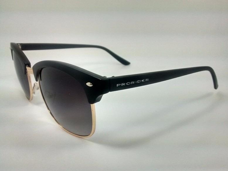 75e7251e9b260 Óculos De Sol Prorider - Preto E Dourado - Rb90088 52 26 - R  86,90 ...