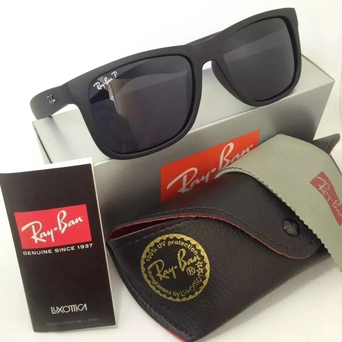 8f14553296628 Oculos De Sol Quadrado Classico Polarizado Cores Variadas - R  49