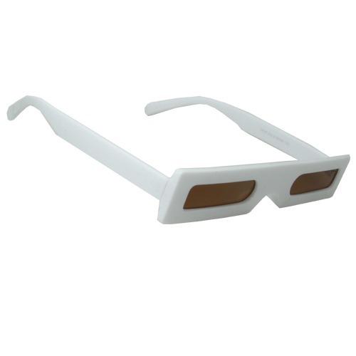 1d4bc07b0 Óculos De Sol Quadrado Fino Branco Geror 02617 Desconto 30% - R$ 140 ...