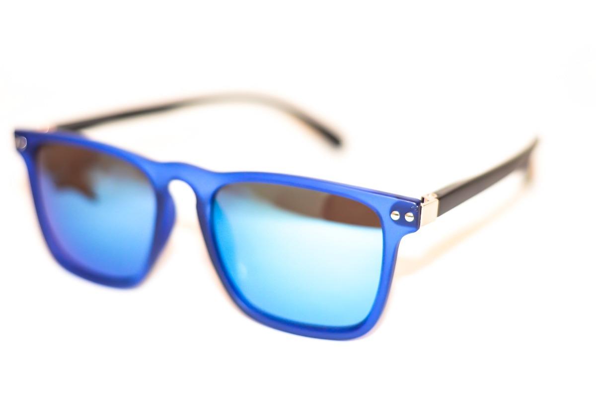 480a2e6e66a94 oculos de sol quadrado masculino feminino azul espelhado. Carregando zoom.