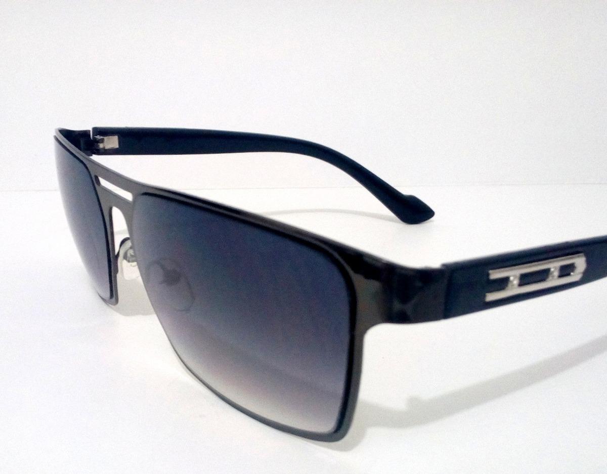 Óculos De Sol Quadrado Masculino Metal - R  50,00 em Mercado Livre 57432b9983