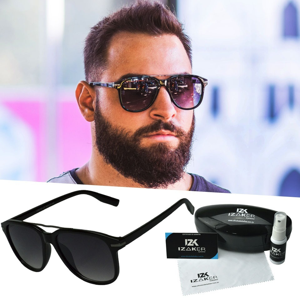 c429c88b2 oculos de sol quadrado masculino tr90 uv 400 retro proteção. Carregando zoom .