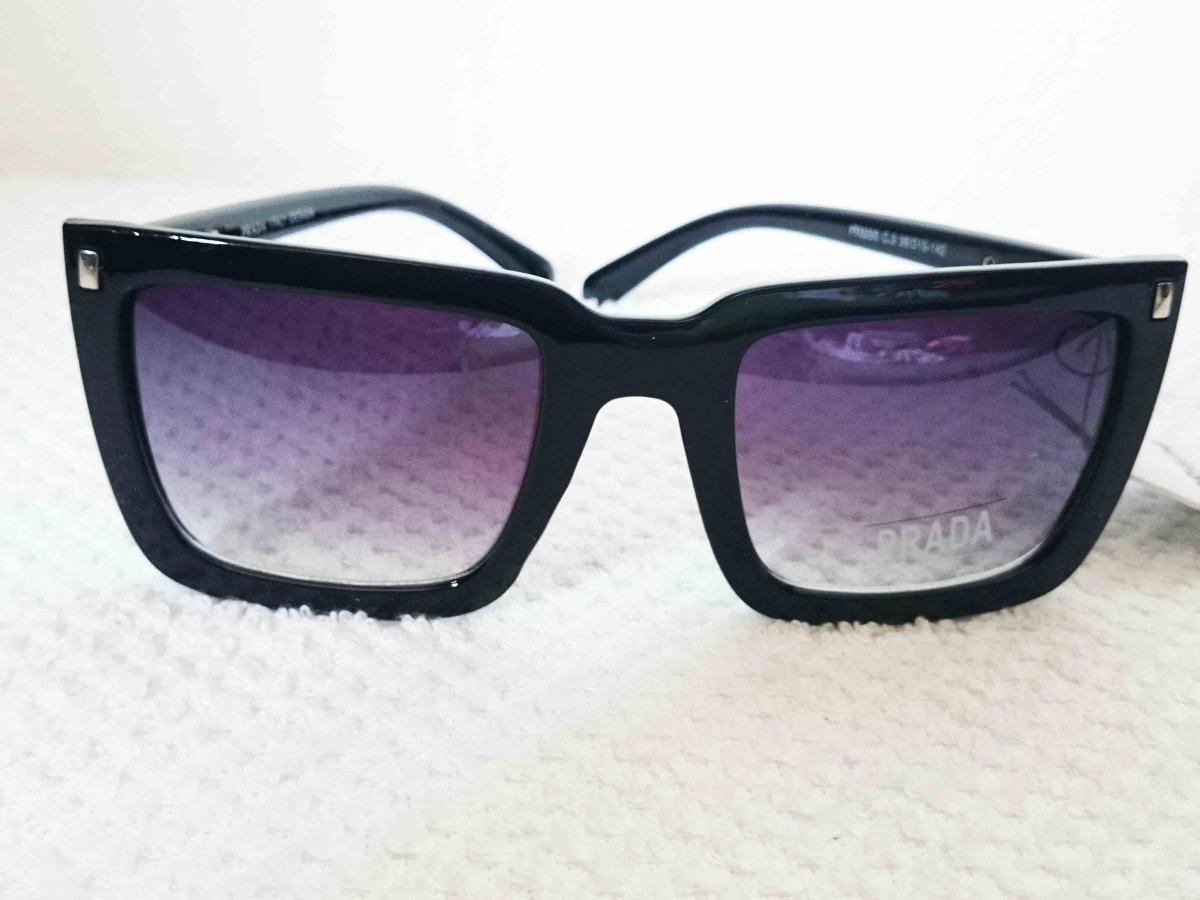 Oculos De Sol Quadrado Preto - R  179,99 em Mercado Livre 5710d9ca11