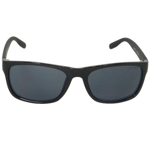 Óculos De Sol Quadrado Preto Geror 02411 Desconto 30% - R  133,00 em ... 3405b58f72