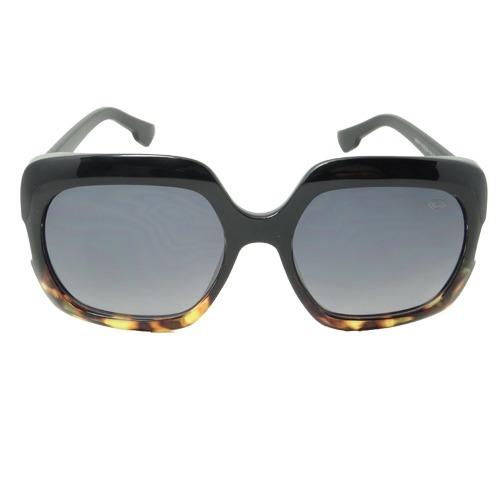 Óculos De Sol Quadrado Preto Geror 02544 Desconto 30% - R  154,00 em ... 2d85ab9805