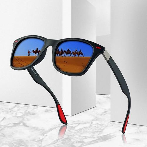 óculos de sol quadro masculino uv400