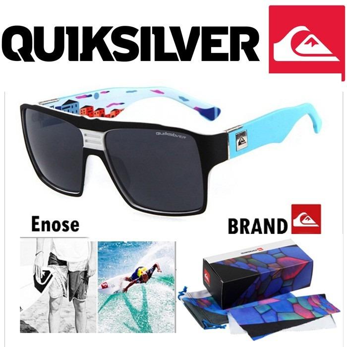 015a0e75d3f67 Óculos De Sol Quiksilver Enose Várias Cores Frete Grátis - R  89