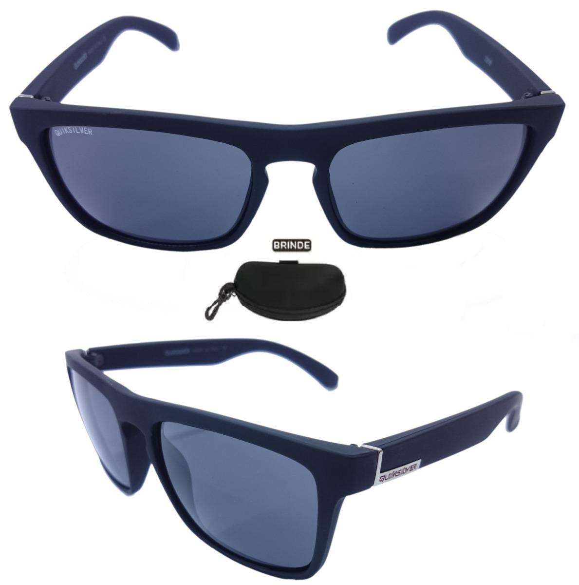 c25ad6c4c5327 Óculos De Sol Quiksilver Masculino Proteção Uv400 The Ferris - R ...