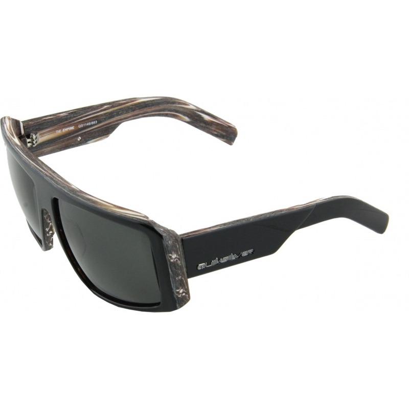 óculos de sol quiksilver the empire black horn - surf alive. Carregando  zoom. fb89c407fe