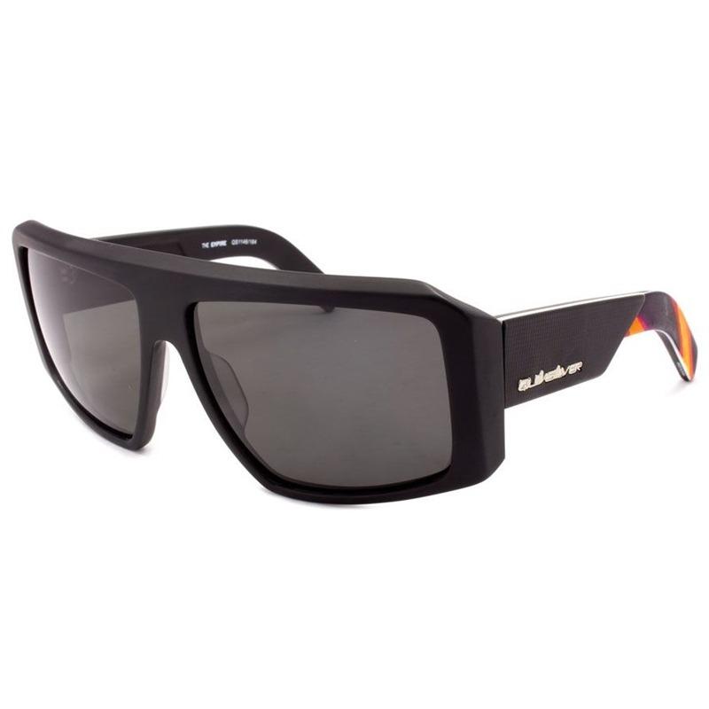 óculos de sol quiksilver the empire matt black artwork grey. Carregando  zoom. fc429a8f65
