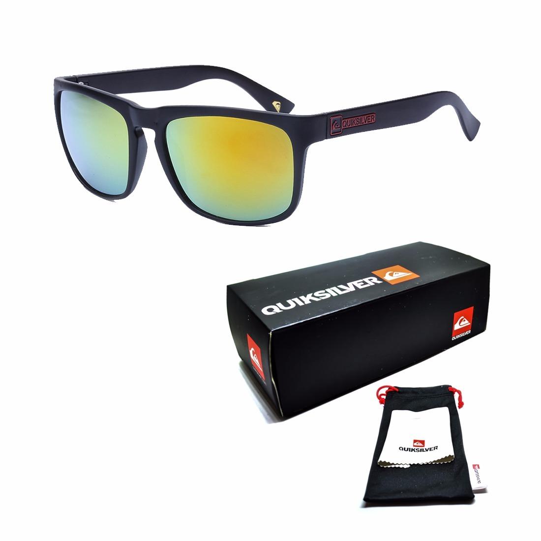 óculos de sol quiksilver the ferris masculino proteção uv400. Carregando  zoom. d4c275f29e