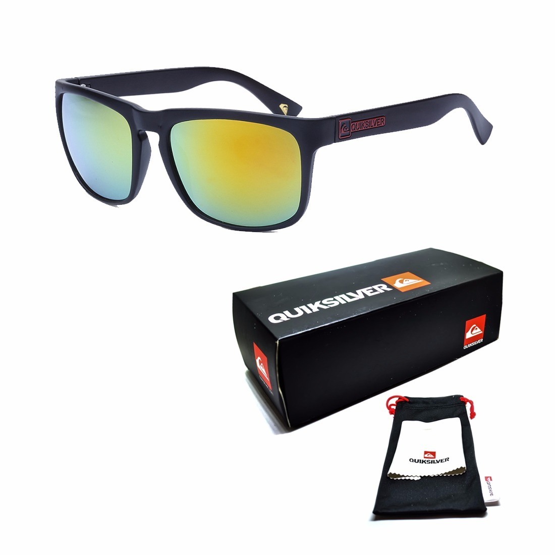 3c84bd880 óculos de sol quiksilver the ferris masculino proteção uv400. Carregando  zoom.