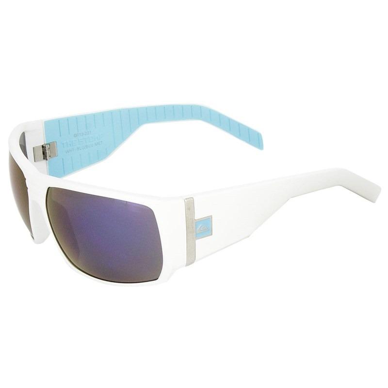 457a0ad83d787 óculos de sol quiksilver the stomp white blue. Carregando zoom.