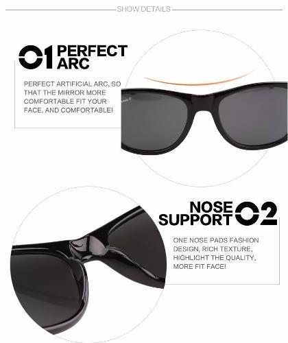 653a74545ca30 Óculos De Sol R B Space Unissex Vintage Polarizados Rb4105 - R  79 ...