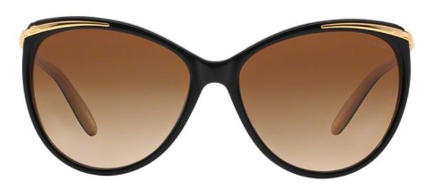 6f8882aaa Óculos De Sol Ralph By Ralph Lauren Ra5150 Preto Nude - R  300
