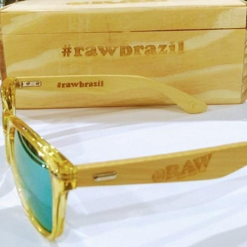 Óculos De Sol Raw Frete Grátis - R  298,00 em Mercado Livre 722234faa3