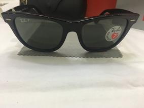 7337cdc45 Ray Ban 2140 901 54 Wayfarer Tamanho Grande De Sol - Óculos no Mercado  Livre Brasil