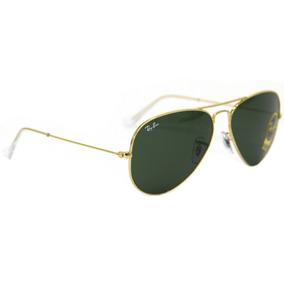 22458d3d9 Oculos Sol Verde Esmeralda De Ray Ban - Óculos no Mercado Livre Brasil