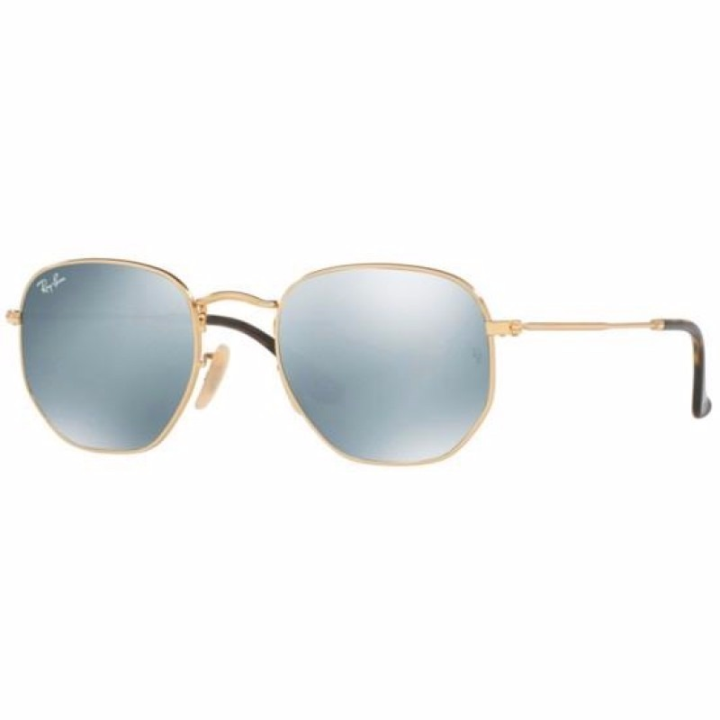 094d33fa11ab3 óculos de sol ray ban 3548 hexagonal barato varias cores. Carregando zoom.