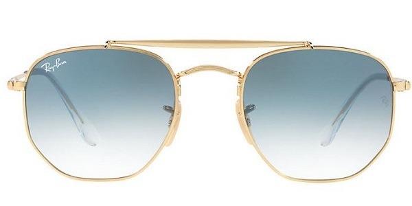 fd7a1f06a36d0 Oculos De Sol Ray-ban 3648 001 Marshal 3f Degrade - R  471