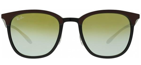 fc867d505930a Oculos de sol ray ban semi espelhado preto fosco jpg 600x278 Semi espelhado
