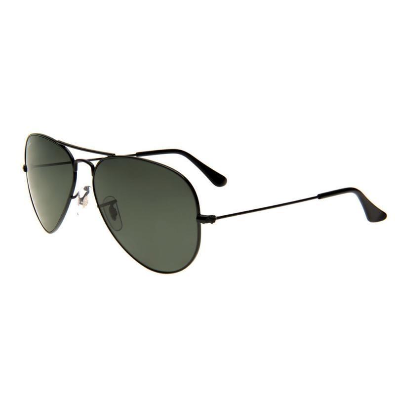 cee8d47c9 Óculos De Sol Ray Ban Aviador 3025 T 58 C L2823 Preto - R$ 463,25 em ...