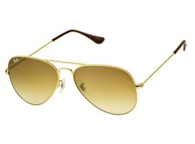 9cfa70c3fd Oculos Rayban 3025 - Óculos De Sol Ray-Ban Aviator no Mercado Livre ...