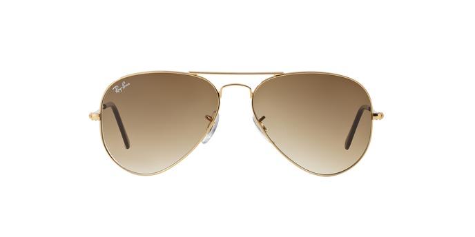 Óculos De Sol Ray Ban Aviador Clássico Rb3025l 00151 Ouro - R  454 ... 44013ced3c