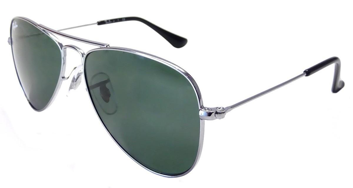 óculos de sol ray ban aviador infantil rj9506s 200 71 - 50mm. Carregando  zoom. fdce5cc4a5
