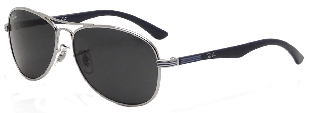 óculos de sol ray ban aviador infantil rj9529s 212 87 - 53mm. Carregando  zoom. ce9919fc18