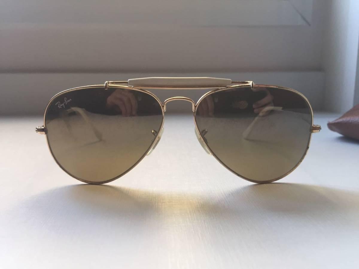 c67d433185088 óculos de sol ray ban aviador original. Carregando zoom.