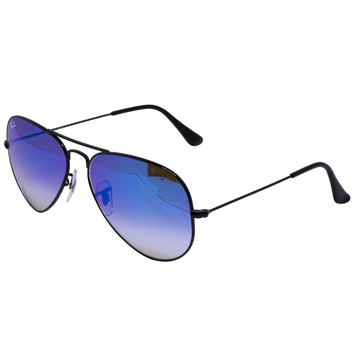 87b4417bb6d89 óculos de sol ray ban aviador original rb3025l. Carregando zoom.