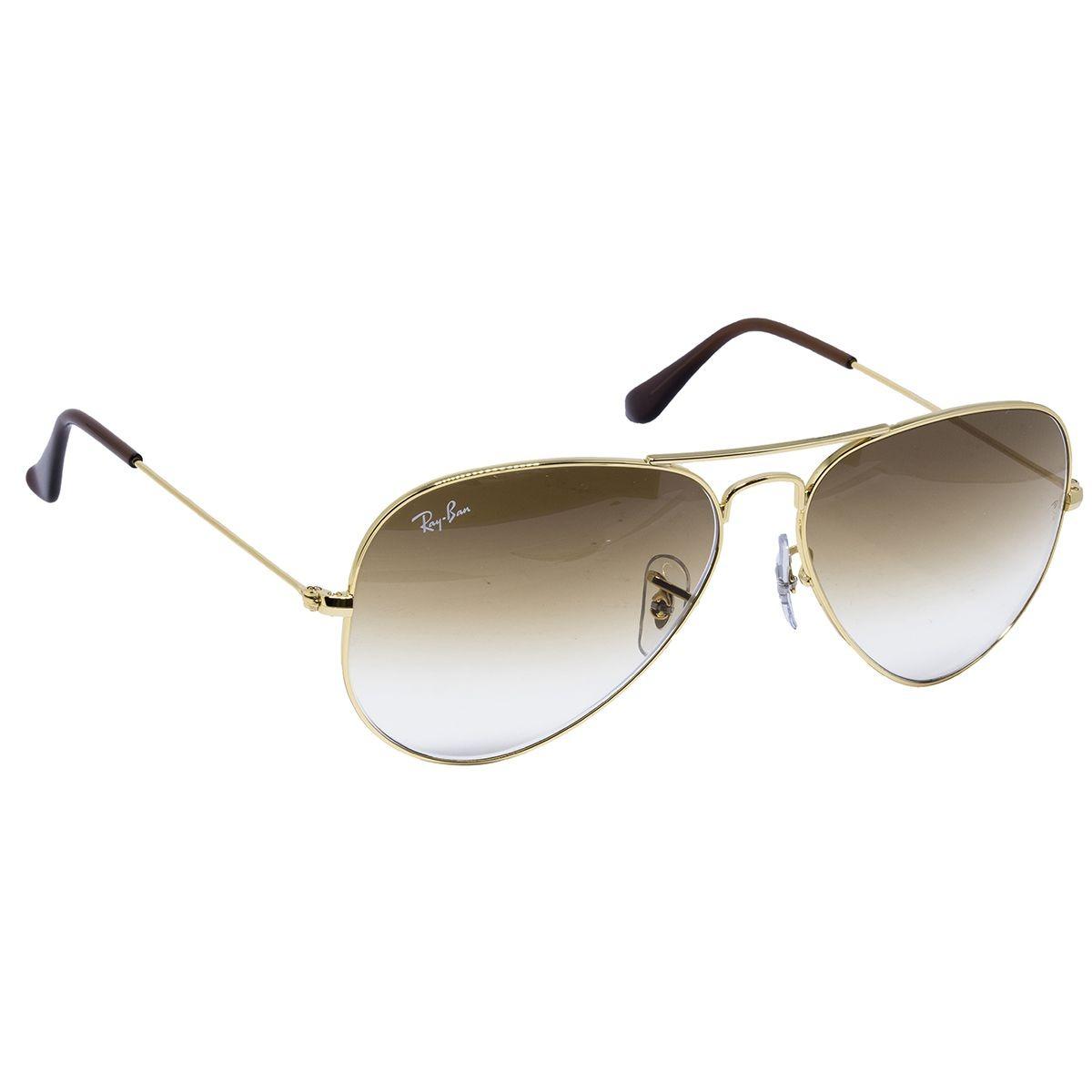 48ef068497f19 óculos de sol ray ban aviador original rb3025l c001 51. Carregando zoom.