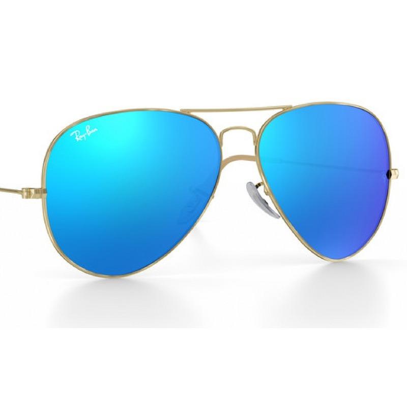 55f5d26c0 Oculos De Sol Ray Ban Aviador Promoçao Varias Cores Tam. G - R$ 209 ...