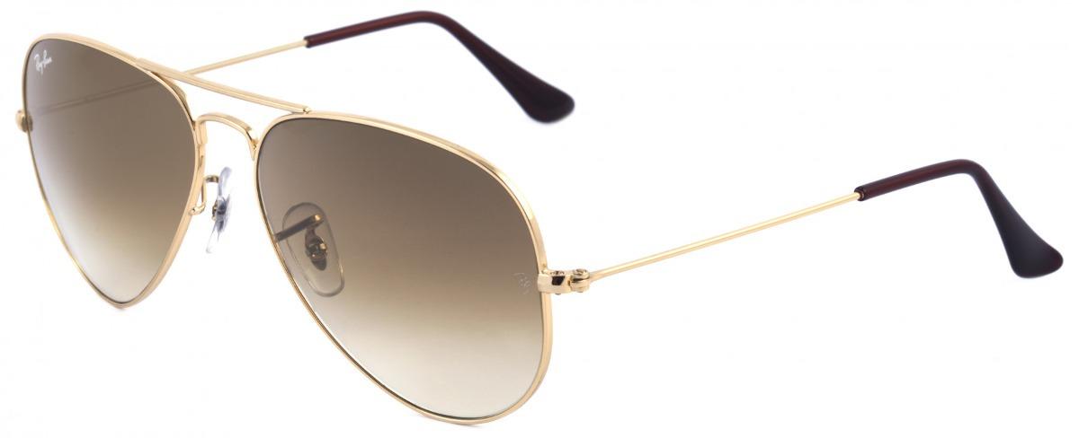 bb44a840a48c6 óculos de sol ray ban aviador rb 3025 001 51 58 - original. Carregando zoom.