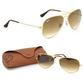 7cf04d1b3f Oculos Rayban 3025 - Óculos De Sol Ray-Ban Aviator no Mercado Livre Brasil
