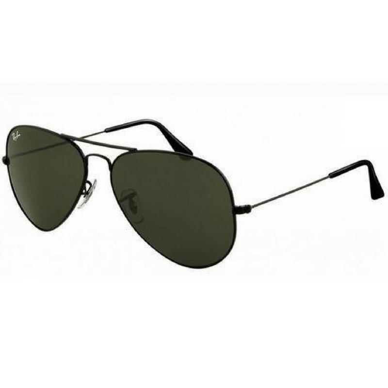 f0dd36fe3 Oculos De Sol Ray-ban Aviador Vários Cores Masc-fem - R$ 120,00 em ...