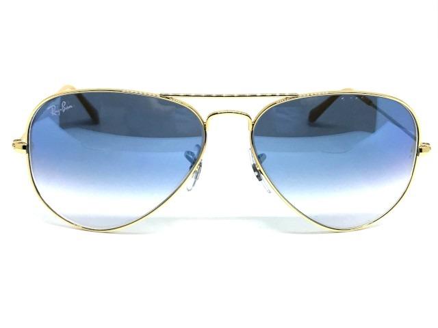 f5701d3775bf3 Oculos De Sol Ray Ban Aviador médio Rb 3025 001 3f 58 - R  499,00 em ...
