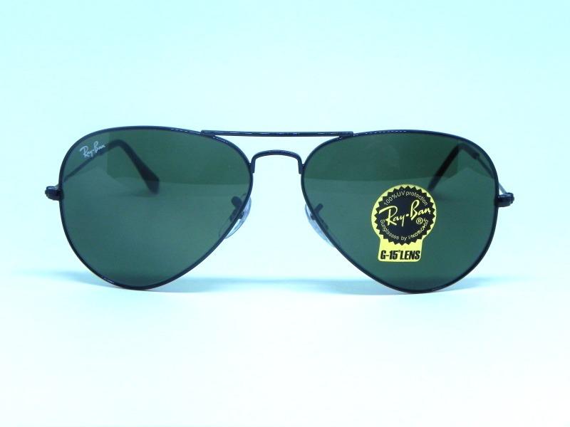 Oculos De Sol Ray Ban Aviador médio Rb 3025l L2823 58 - R  400,00 em ... ccc96e63b5