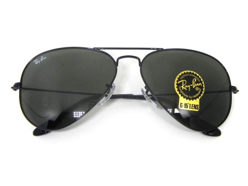 4dc8d4565c451 oculos de sol ray ban aviador médio rb 3025l l2823 58. Carregando zoom.