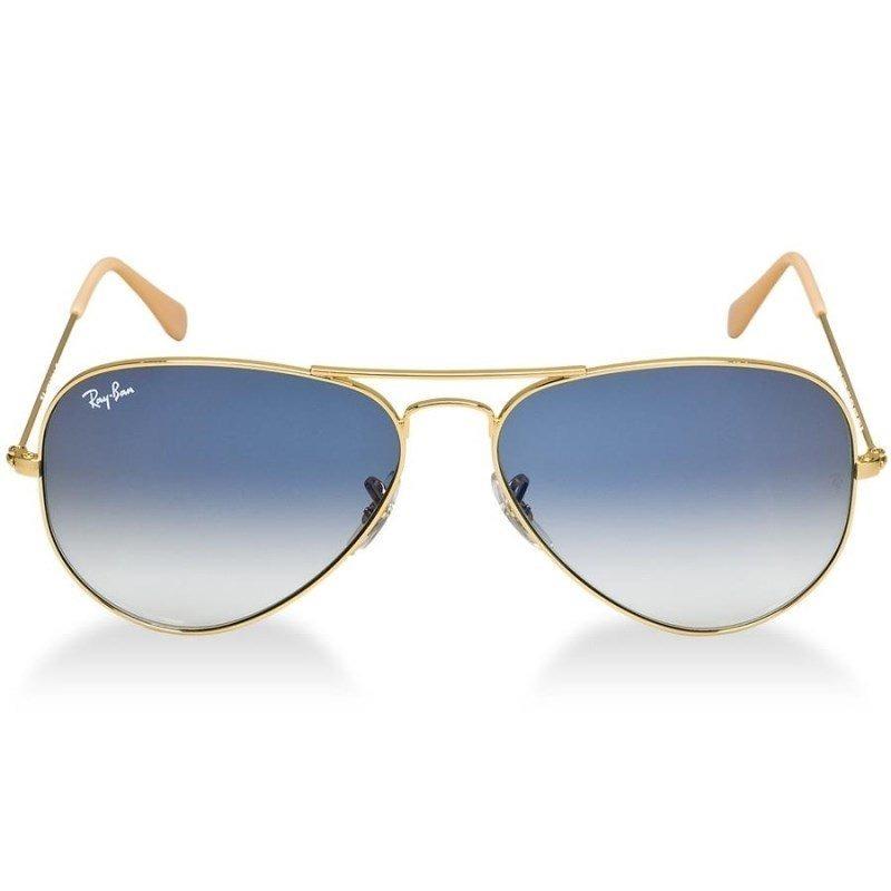 óculos de sol ray ban aviator large metal rb3025 001 3f 2n. Carregando zoom. 6de55c64f8