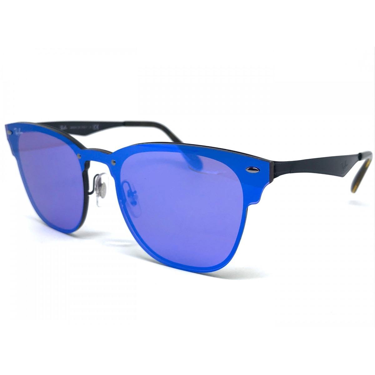 d7a8a88e68f6e oculos de sol ray ban blaze clubmaster rb3576n 153 7v 41. Carregando zoom.